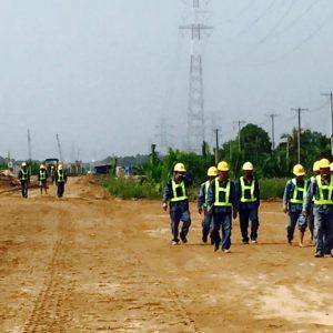 Cấp điện dự án đường cao tốc Bến Lức – Long Thành