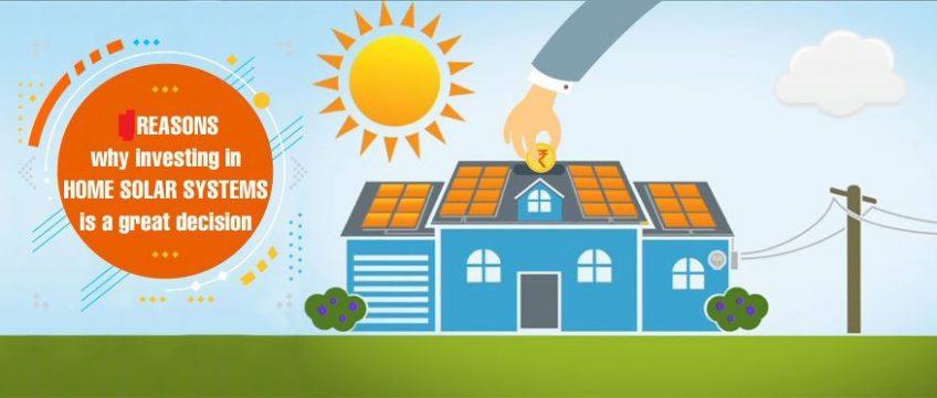 10 lý do thuyết phục để chọn quang điện (điện mặt trời)
