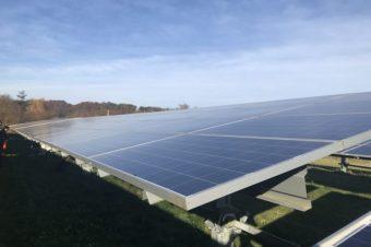 Điện năng lượng Mặt Trời của Đức tại các khu vườn, áp mái