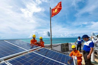 Bùng nổ các dự án điện mặt trời ở Việt Nam