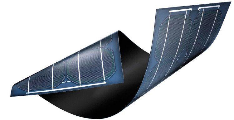 Pin mặt trời siêu mỏng