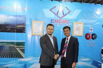 Điểm nóng tại triển lãm Quốc tế về Công Nghệ và Thiết bị điện