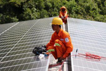 Bộ Công thương hướng dẫn thực hiện phát triển điện mặt trời mái nhà