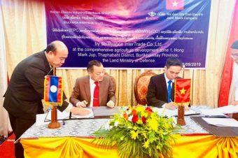 Tổng thầu EPC nhà máy điện năng lượng mặt trời tại Lào