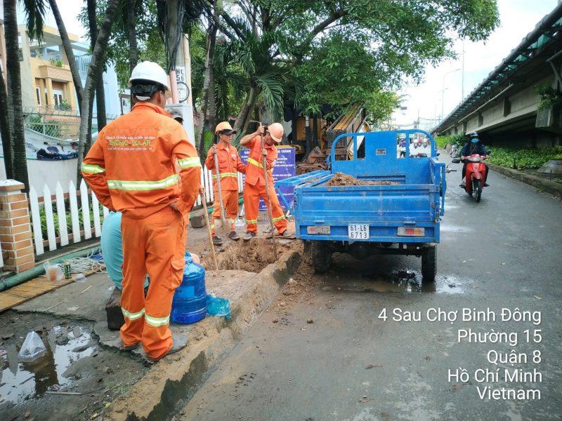 Cải thiện môi trường nước Thành phố Hồ Chí Minh