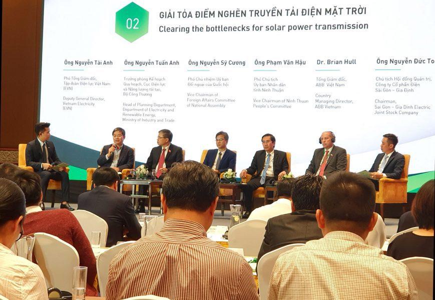 tháo gỡ điểm nghẽn năng lượng tái tạo Việt Nam