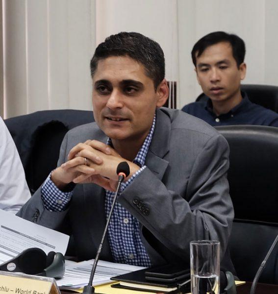Ông Rahul Kitchlu, Trưởng nhóm Năng lượng, Ngân hàng Thế giới