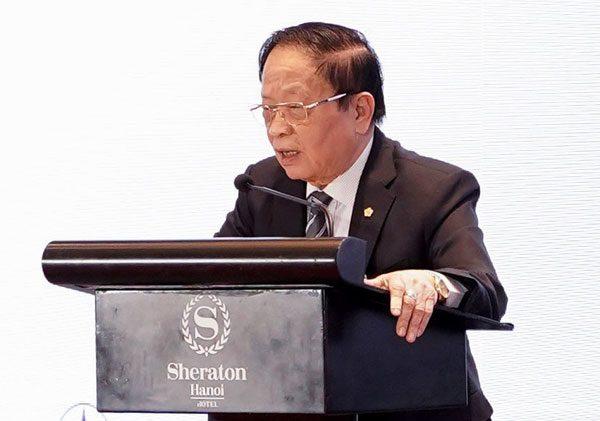 Ông: Trần Viết Ngãi - Chủ tịch HHNLVN