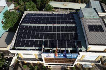 EVN thúc đẩy phát triển ĐMTMN – điện mặt trời mái nhà