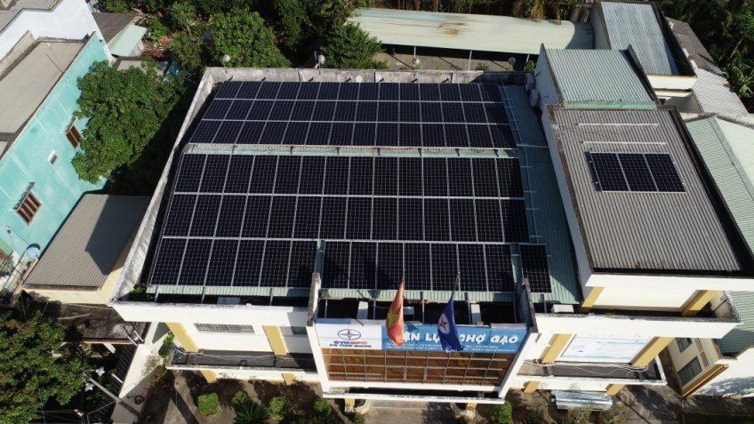 EVN chủ động công khai các thông tin để thúc đẩy phát triển điện mặt trời mái nhà