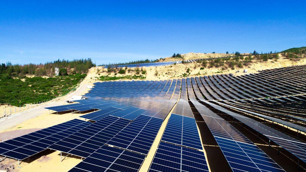 EHCMC là chủ đầu tư Nhà máy điện mặt trời Minh Tâm - EHCMC