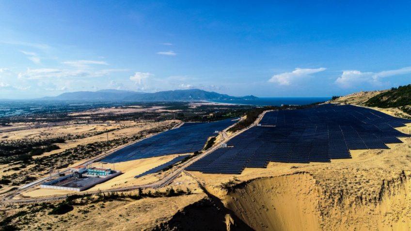 EHCMC là chủ đầu tư Nhà máy điện mặt trời Minh Tâm