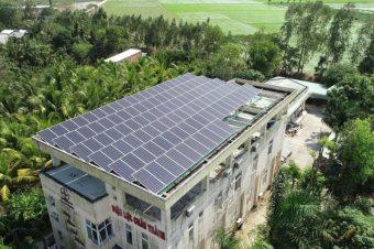 Hệ thống điện mặt trời áp mái – những lợi ích to lớn