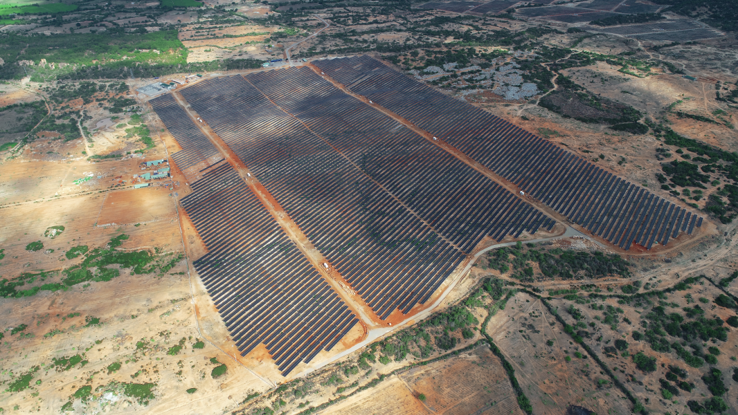 Nhà máy Điện mặt trời SP Infra 1 Ninh Thuận