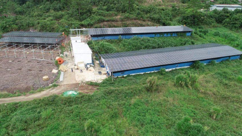Áp mái trang trại nông nghiệp Đức Trọng, Lâm Đồng