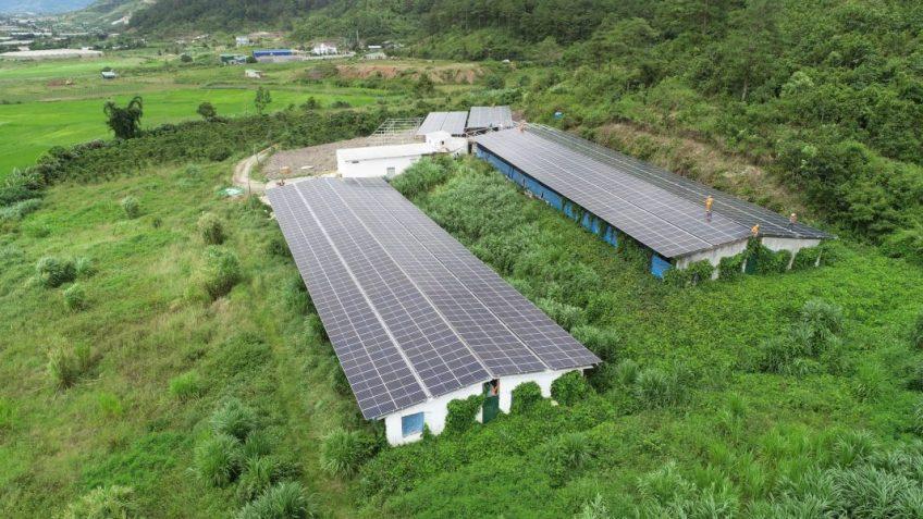 Tính giá điện mặt trời trang trại nông nghiệp?