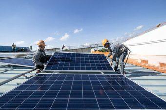 Cuối năm sẽ có phương án đấu thầu điện mặt trời