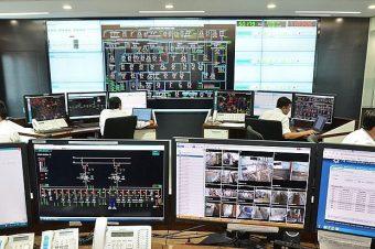 EVNHCMC cấp điện an toàn trong mùa mưa bão