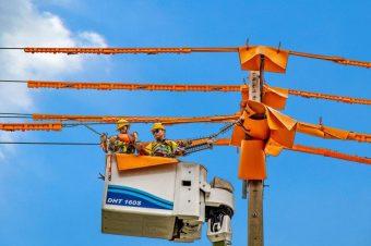 EVNSPC đảm bảo điện an toàn, ổn định mùa mưa bão 2020