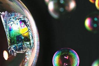 Pin mặt trời siêu mỏng trong công nghệ năng lượng không dây