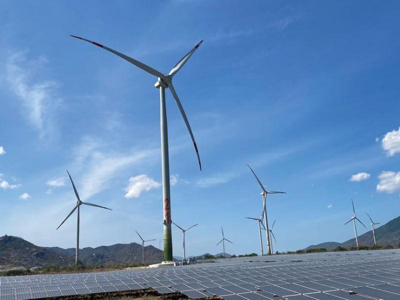 Đề xuất bổ sung 6.400 MW điện gió mới