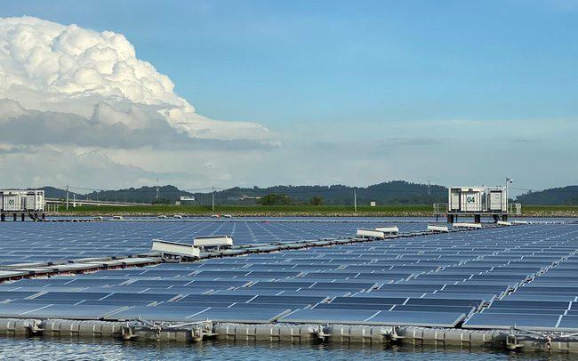 Việt Nam có nhiều tiềm năng để phát triển điện mặt trời nổi